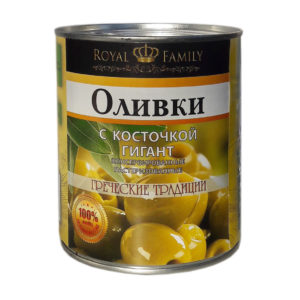 королевские оливки